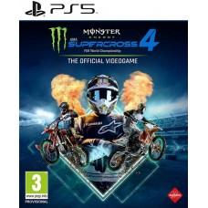 Monster Energy Supercross (PS5), ,