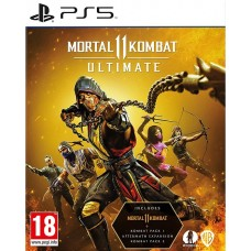 Mortal Kombat 11 Ultimate Edition (PS5, русские субитры), ,