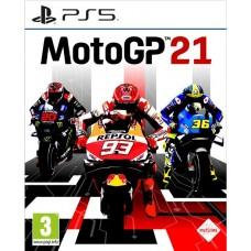 Moto GP 21 (PS5)..