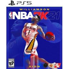 NBA 2K21 (PS5), 222924, Спорт