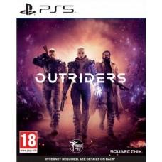 Outriders (PS5, русская версия), 100590, Приключения/экшен