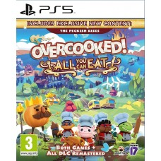 Overcooked All You Can Eat (PS5), 227621, Детские игры