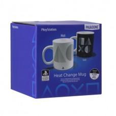 Чашка PlayStation Heat Change M..