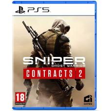 Sniper Ghost Warrior Contracts 2 (PS5, русские субтитры), 1171348, Шутеры