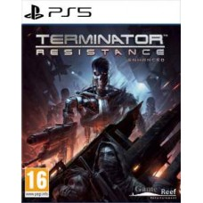 Terminator Resistance Enhanced Edition (PS5), 239575, Шутеры