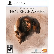 The Dark Pictures Anthology House of Ashes (PS5), ,