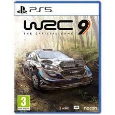 WRC 9 (PS5, русские субтитры)..