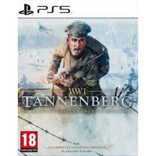 WWI Tannenberg Eastern Front (PS5, русские субтитры), ,
