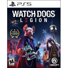 Watch Dogs Legion (PS5, русская..