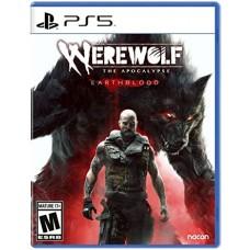 Werewolf The Apocalypse Earthblood (PS5), 101201, Приключения/экшен