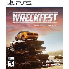 Wreckfest (PS5, русские субтитры), ,