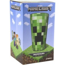 Стакан Minecraft Creeper Glass (Paladone), ,