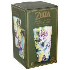 Стакан Nintendo Zelda Hyrule Colour Change Glass, 233618, Фигурки