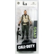 Фигурка Call of Duty Captain John Soap Mactavish (McFarlane, высота 18 см), ,