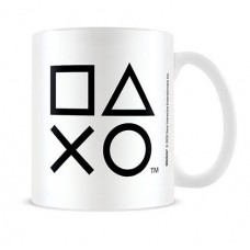 Чашка Playstation Logo Mug (Pal..