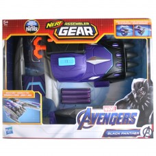 Avengers Assembler Gear 2.0 Hero Black Panther Toys, 235744, Игрушки