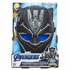 Маска Avengers Black Panther Hero Vibranium Power Feature Mask, 232512, Игрушки