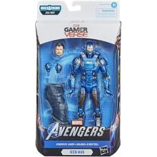 Фигурка Avengers Gamerverse Ironman (Hasbro, 15см), ,