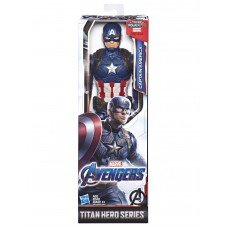 Фигурка Avengers Titan Hero 12 inch Movie Captain America, 95760, Фигурки