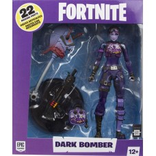 Фигурка Fortnite Dark Bomber Action Figure (McFarlane, высота 18 см), 237171, Фигурки