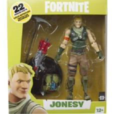 Фигурка Fortnite Jonesy Action Figure (McFarlane, высота 18 см), 237172, Фигурки