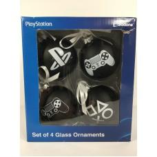 Новогодние игрушки PlayStation ..