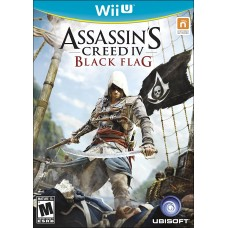 Assassins Creed IV: Black Flag (Wii U), , Игры для Nintendo WII U