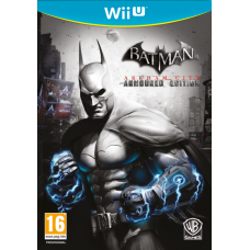 Batman: Arkham City - Armored Edition (Wii U), , Игры для Nintendo WII U