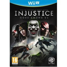 Injustice: Gods Among Us (Wii U), , Игры для Nintendo WII U