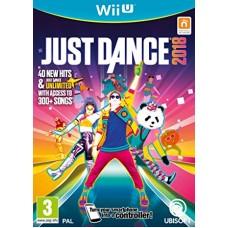 Just Dance 2018 (Wii U), , Игры для Nintendo WII U