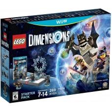 LEGO Dimensions Starter Pack (Wii U), , Игры для Nintendo WII U