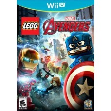 Lego Marvel Avengers (Wii U), , Игры для Nintendo WII U