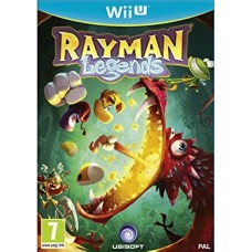 Rayman Legends (Wii U), , Игры для Nintendo WII U