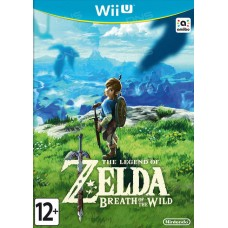 The Legend of Zelda Breath of the Wild (Wii U), , Игры для Nintendo WII U