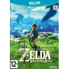 The Legend of Zelda Breath of the Wild (Wii U), , Игры для Nintendo WII U