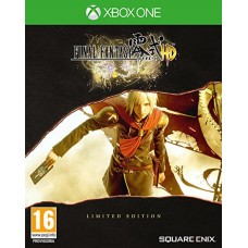 Final Fantasy Type-0 HD Limited Edition (Xbox One), , РПГ