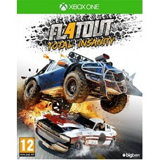 FlatOut 4 (Xbox One, русские субтитры), , Гонки