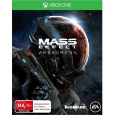 Mass Effect Andromeda (Xbox One, русские субтитры), 167103, Шутеры