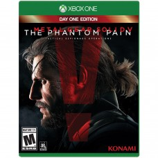 Metal Gear Solid V The Phantom Pain (Xbox One, русские субтитры), 50061, Шутеры