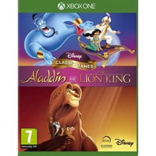 Disney Classic Games Aladdin and The Lion King (Xbox One), 225296, Приключения/экшен