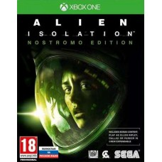 Alien Isolation (Xbox One, русс..