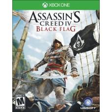 Assassins Creed 4 Black Flag (Xbox One, русская версия), 242344, Приключения/экшен