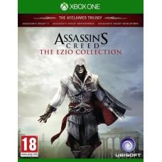 Assassins Creed The Ezio Collection (Xbox One, русская версия), , Приключения/экшен