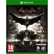 Batman Arkham Knight (Xbox One, русские субтитры), 50088, Приключения/экшен