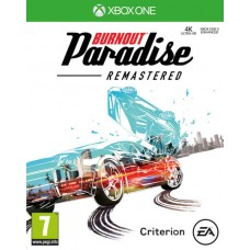Burnout Paradise HD Remastered (Xbox One, русская версия), 221047, Гонки