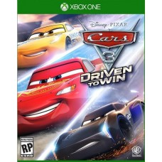 Cars 3 Driven to Win (Xbox One, русские субтитры), 1022421, Гонки