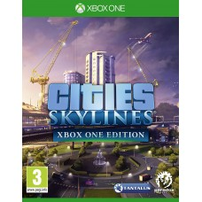 Cities Skylines (Xbox One, русс..