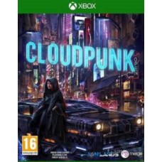 Cloudpunk (Xbox One, русские субтитры), 227168, Приключения/экшен