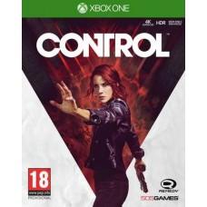 Control (Xbox One, русские субтитры), 223653, Приключения/экшен