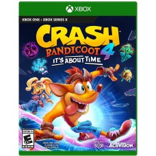 Crash Bandicoot 4 its About Tim..